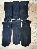 Трикотаж КАШЕМИР женские перчатки Эластичный Выбормоделейслучайный (только ОПТ), фото 1