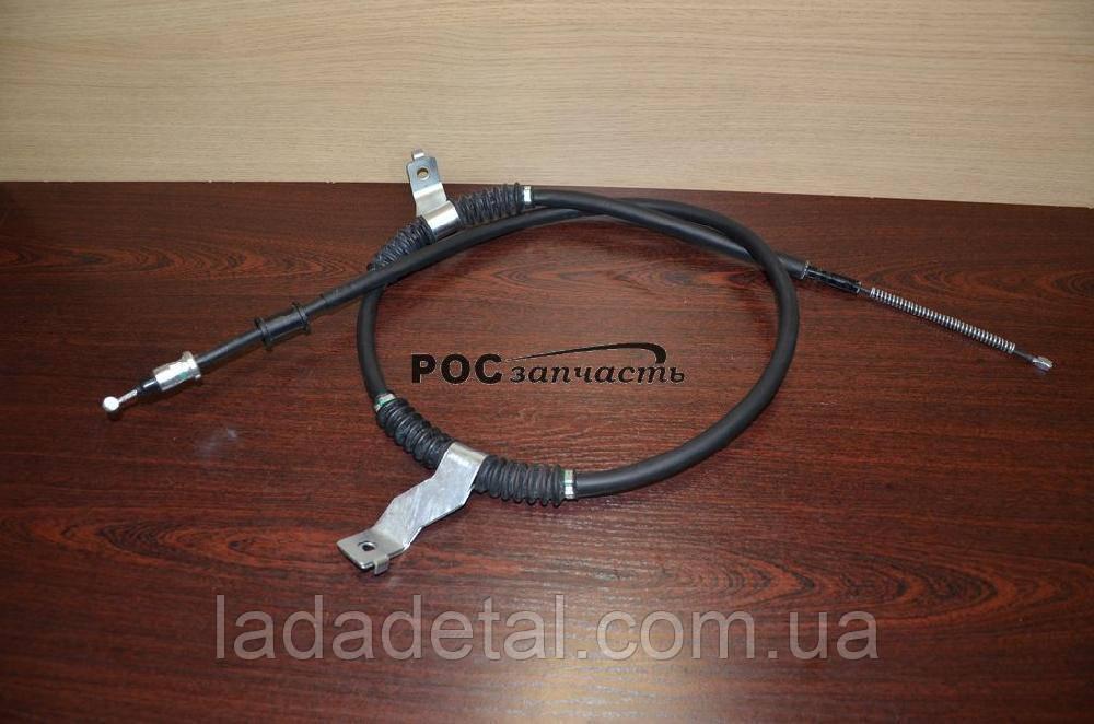 Трос ручника левый Лачети (Lacetti) Корея 96435117