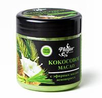 Кокосовое масло с эфирным маслом лемонграсса TM «Mayur» 140мл