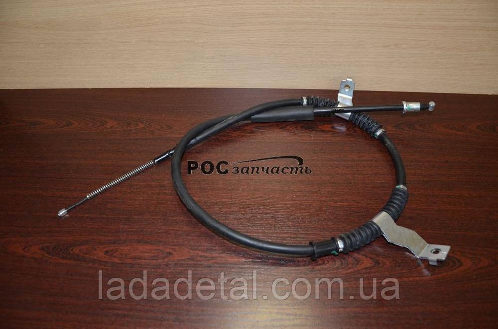Трос ручника правый Лачети (Lacetti) Корея 96435119