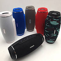 Портативная  колонка Hopestar H27 стерео Bluetooth, MP3, AUX, Mic