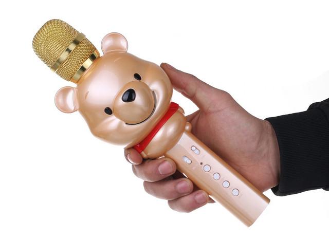 Караоке-микрофон портативный U70 Винни Пух