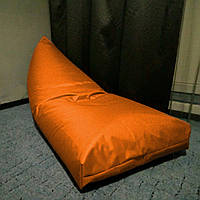 Лежак Піраміда помаранчевий