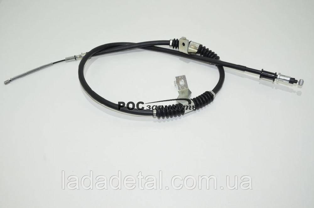 Трос ручника левый Лачети (Lacetti) CRB 96435117