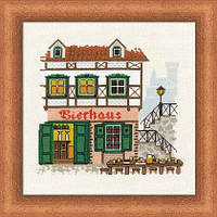"""Набор для вышивания """"Bierhaus """""""