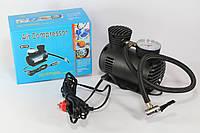 Автомобильный Компрессор Air Pomp Ji030, Автокомпрессор 12в, электрический компрессор для шин,