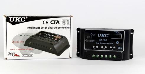 Solar controler 20A, Контроллер заряда солнечных батарей, солнечный контроллер, контроллер солнечных установок