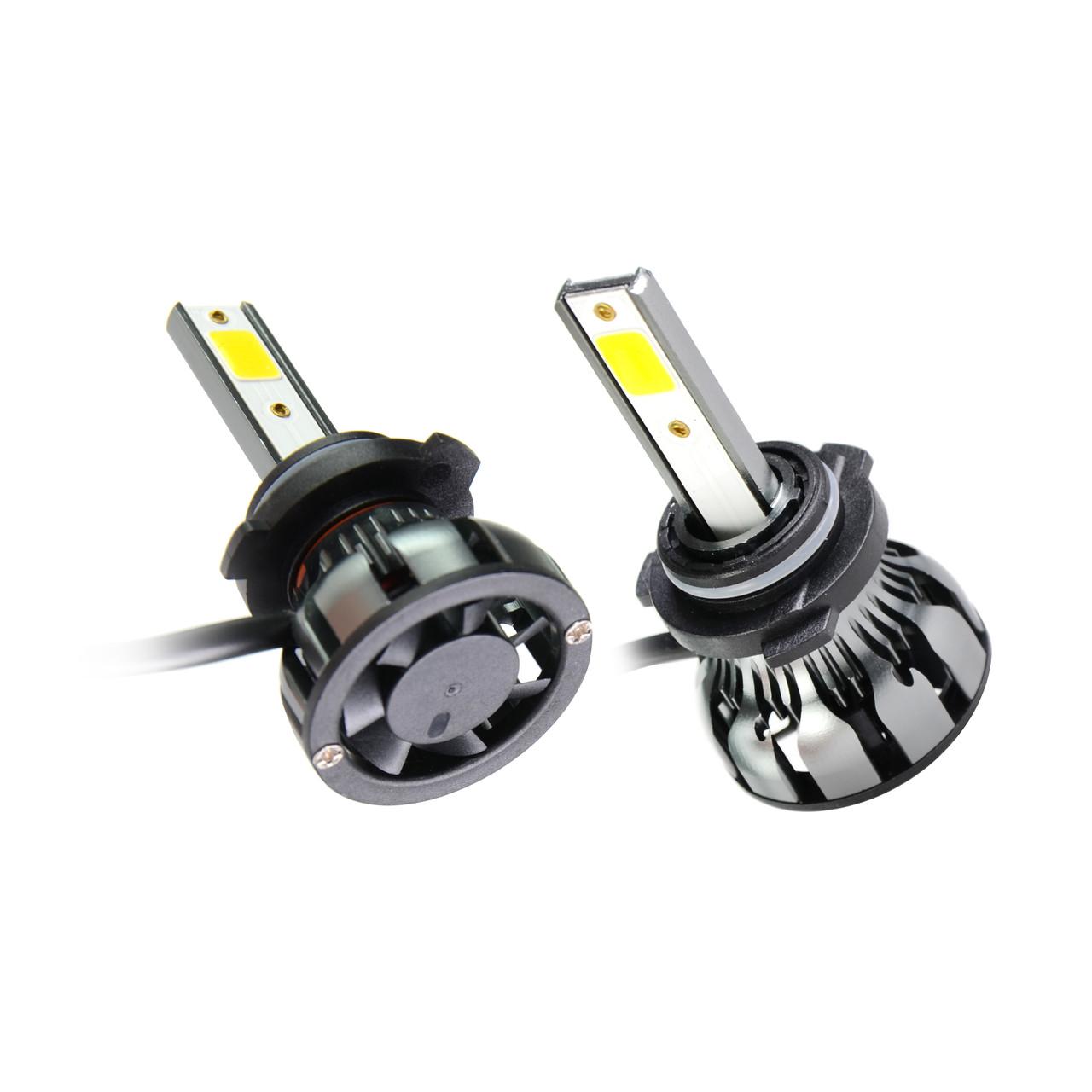 MLux Grey Line 9006/HB4 26 Вт 4300K светодиодные LED лампы