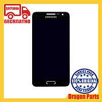 Дисплей Samsung A300 Galaxy A3 с сенсором Черный Black оригинал , GH97-16747B
