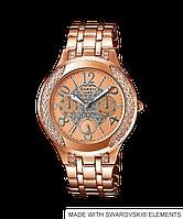 Женские часы CASIO Sheen SHE-3803PG-9AUER оригинал