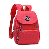 Рюкзак нейлоновый Jinquaer  персиковый 02007/06, фото 1