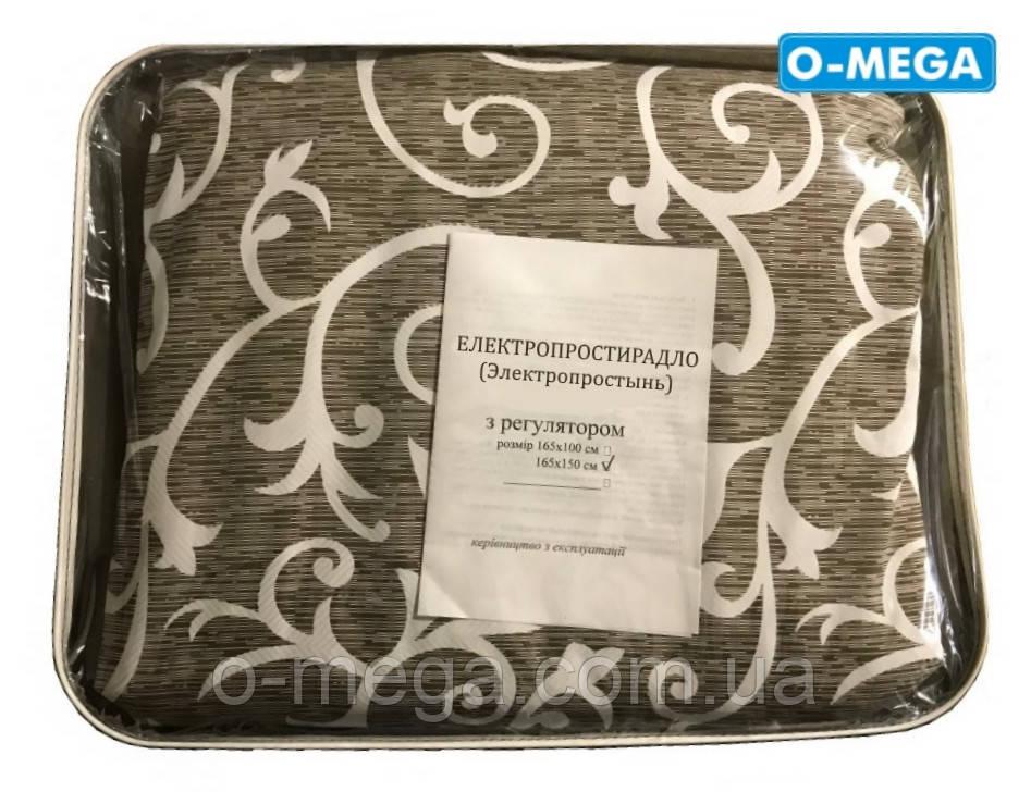 Электропростынь SHINE ЕКН-2/220 (157x150 см) в подарунковій упаковці
