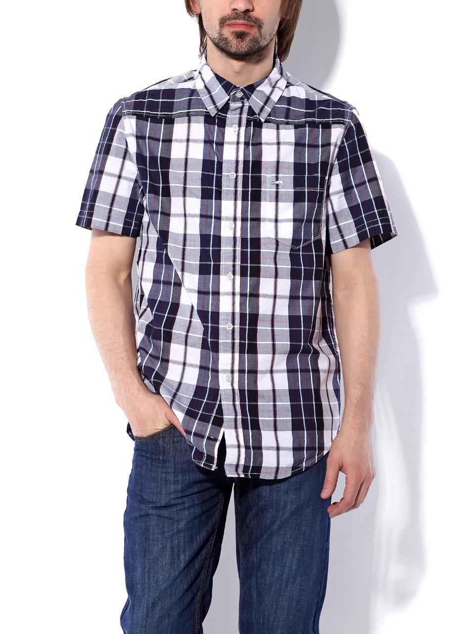 Рубашка Montana 11061 Navy/Blue