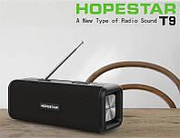 Портативная влагозащищенная стерео колонка Hopestar T9
