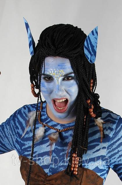 Костюм карнавальный «Аватар девочка»