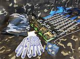 Браслеты противоскольжения БУЦ для джипов,микроавтотусов,гровых 4шт, фото 4