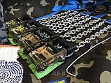 Браслеты противоскольжения БУЦ для джипов,микроавтотусов,гровых 4шт, фото 3
