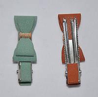 Заколка боковушка с элегантным ярким бантиком (12шт.)