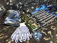 Браслеты противоскольжения БУЦ для джипов,микроавтотусов,гровых 4шт, фото 1