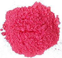 Фарба Холі (Гулал), Малинова, фасування 75 грам, суха порошкова фарба для фествиалів, флешмобів, фото