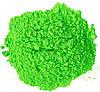 Фарба Холі (Гулал), Салатова, фасування 75 грам, суха порошкова фарба для фествиалів, флешмобів, фото