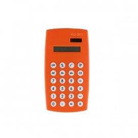 "Калькулятор ""Klerk"" 801 оранж. 8р."