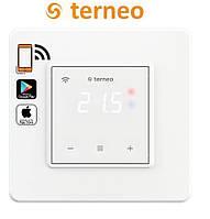 Терморегулятор Terneo SX WI-FI программируемый сенсорный (DS Electronics) Белый