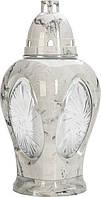 Лампион белая Bispol 35 см 2,5 дня (7013-090)