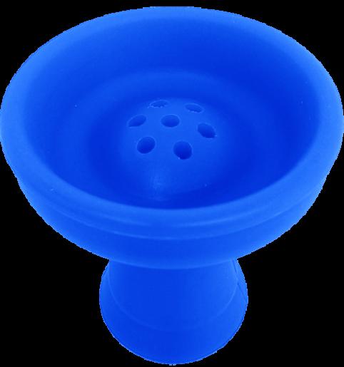 Силиконовая чаша Amy, синяя