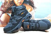 Мужские кроссовки зимние Supo sport серые 46 р., фото 1