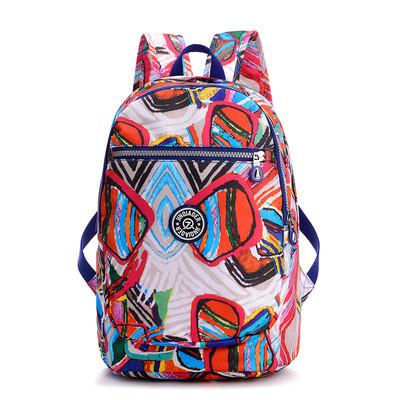 Рюкзак для Wizz Air Jinquaer Цветная карамель 40х30х20 см Белый (02012/04)