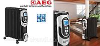 Масляный радиатор с термостатом AEG(Оригинал)Германия  11 секций