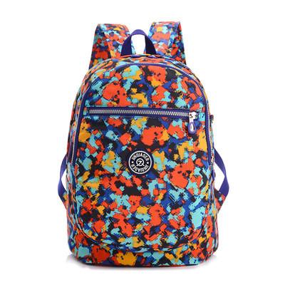 Рюкзак для Wizz Air 40*30*20 см оранжевый пиксель 02012/05