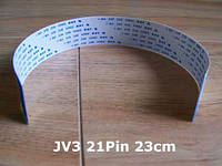 Шлейф Mimaki JV3 DX4 23см 21 pin