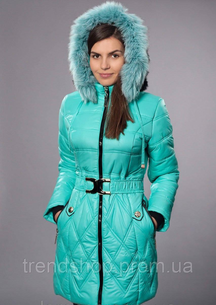 Зимняя Верхняя Женская Одежда Оптом