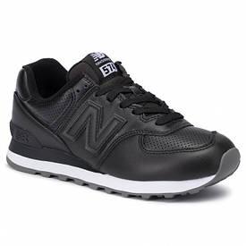 Кроссовки  New Balance 574SNR кожаные