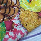 Сумка для пляжу і для змінного взуття Пончики.Рюкзак-мішок, фото 6