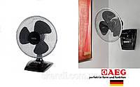 Наcтольный/Настенный вентилятор AEG(Оригинал)Германия30 см