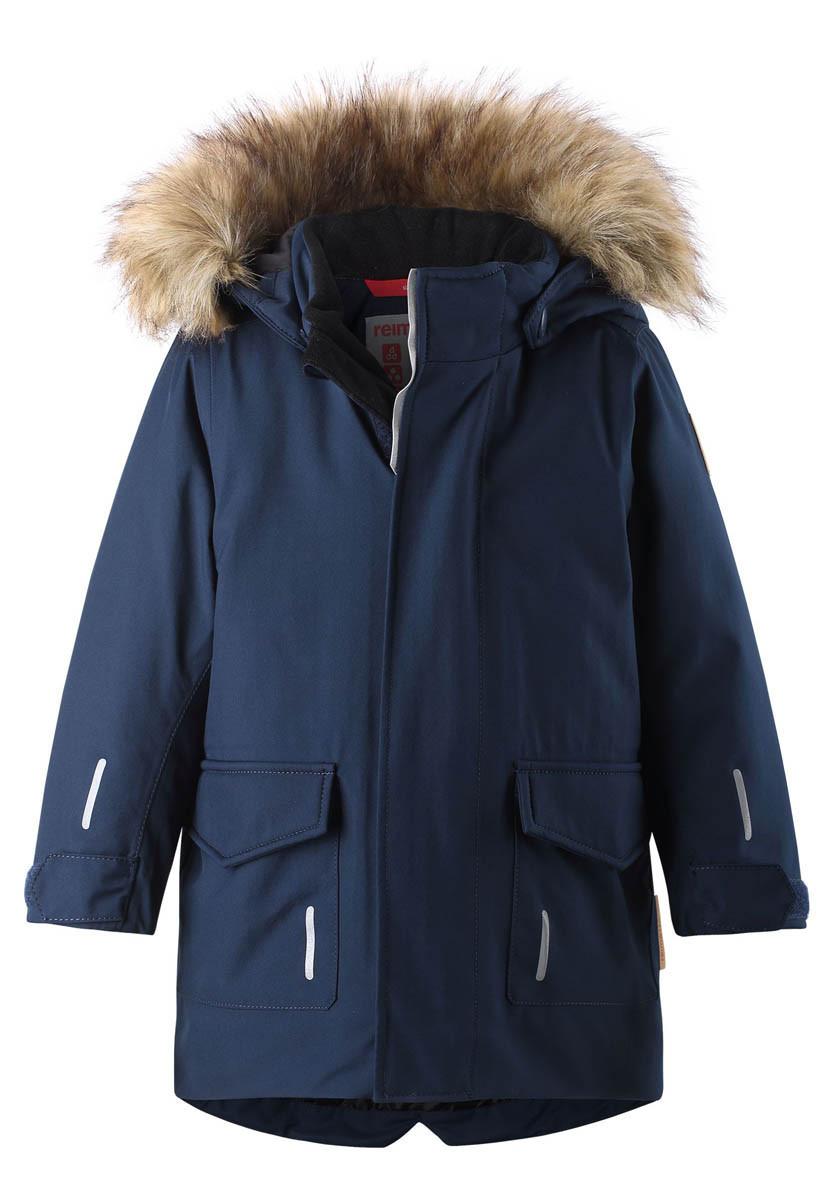Зимняя куртка для мальчика Reimatec Mutka 511299-6980. Размеры 86 - 110. 86