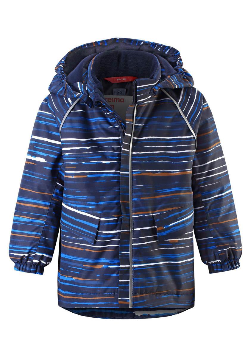 Зимняя куртка для мальчика Reimatec Mjuk 511273.9-6981. Размеры 80 - 98. 80