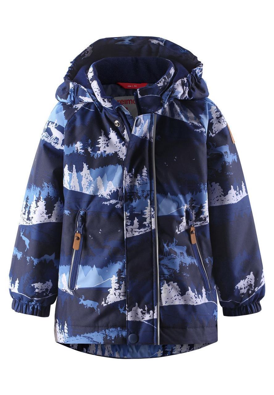 Зимняя куртка для мальчика Reimatec Ruis 511267.9-6769. Размеры 80 - 98. 80