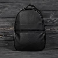 Городской повседневный рюкзак Calvin Klein, кельвин. Черный, фото 1