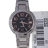 Женские часы CASIO Sheen SHE-4804D-1AUER оригинал