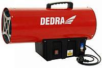 Тепловая пушка газовая DEDRA-Польша на 30кВт., обогреватель газовый до 300м²