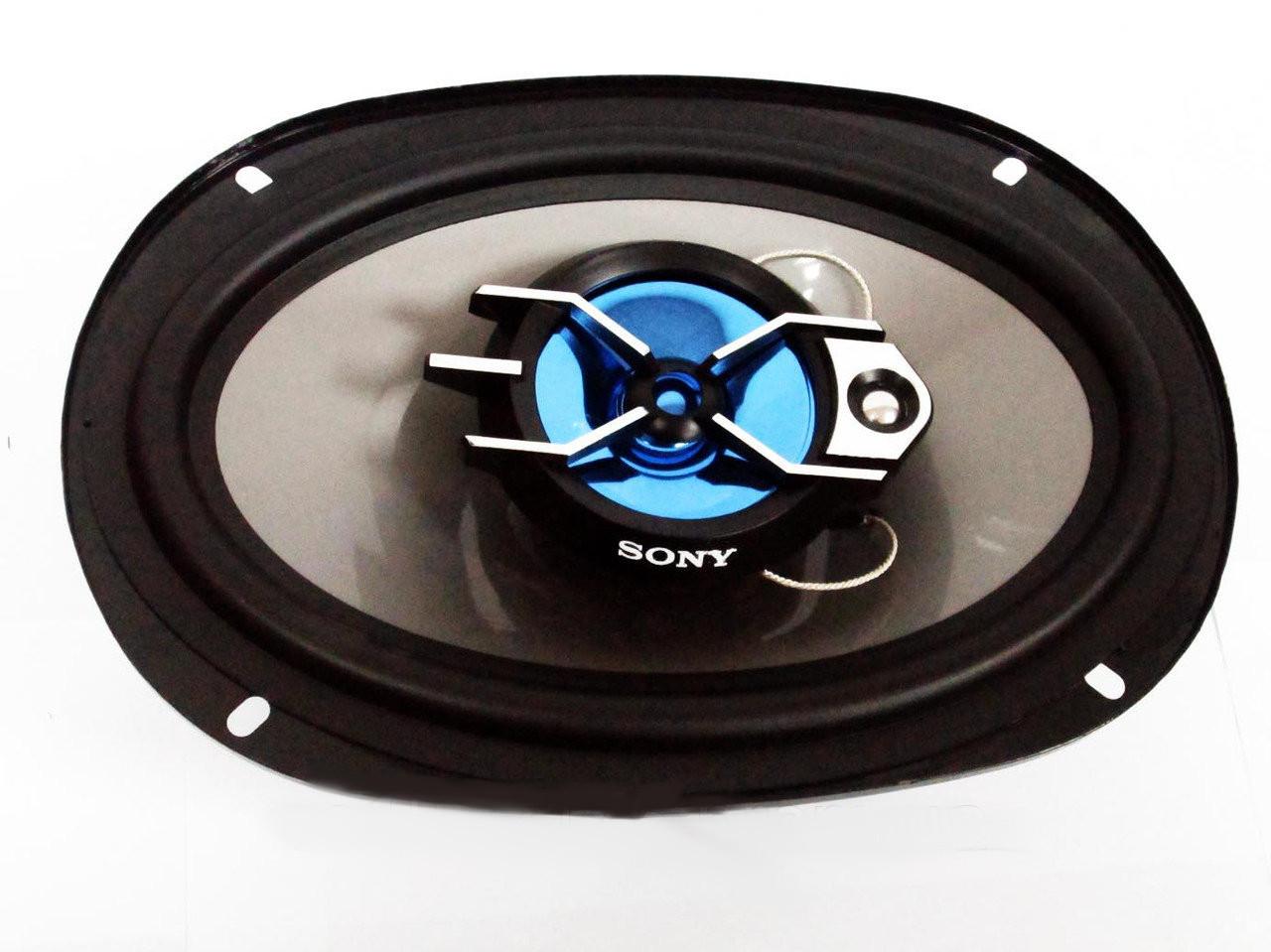 Автомобильная акустика, колонки Sony XS-GTF6925B (600W) 2х полосные, Акустика,2х полосные колонки,Sony XS-GTF