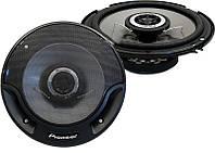 Динамики TS G1642R,Авто акустика колонки Pioneer TS-G1642R, Мощность 180W, Автоколонки пионер, Акустика в авто, фото 1