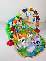 Развивающий коврик-пианино HE0603-HE0604