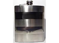 F1-1 ФЛЯГА для алкогольных напитков, Фляга 480 мл, Фляга на подарок мужчине, Фляжка из нержавеющей стали