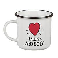 Стильная кружка Camper Чашка Любові 250 мл (KRC_EX005)