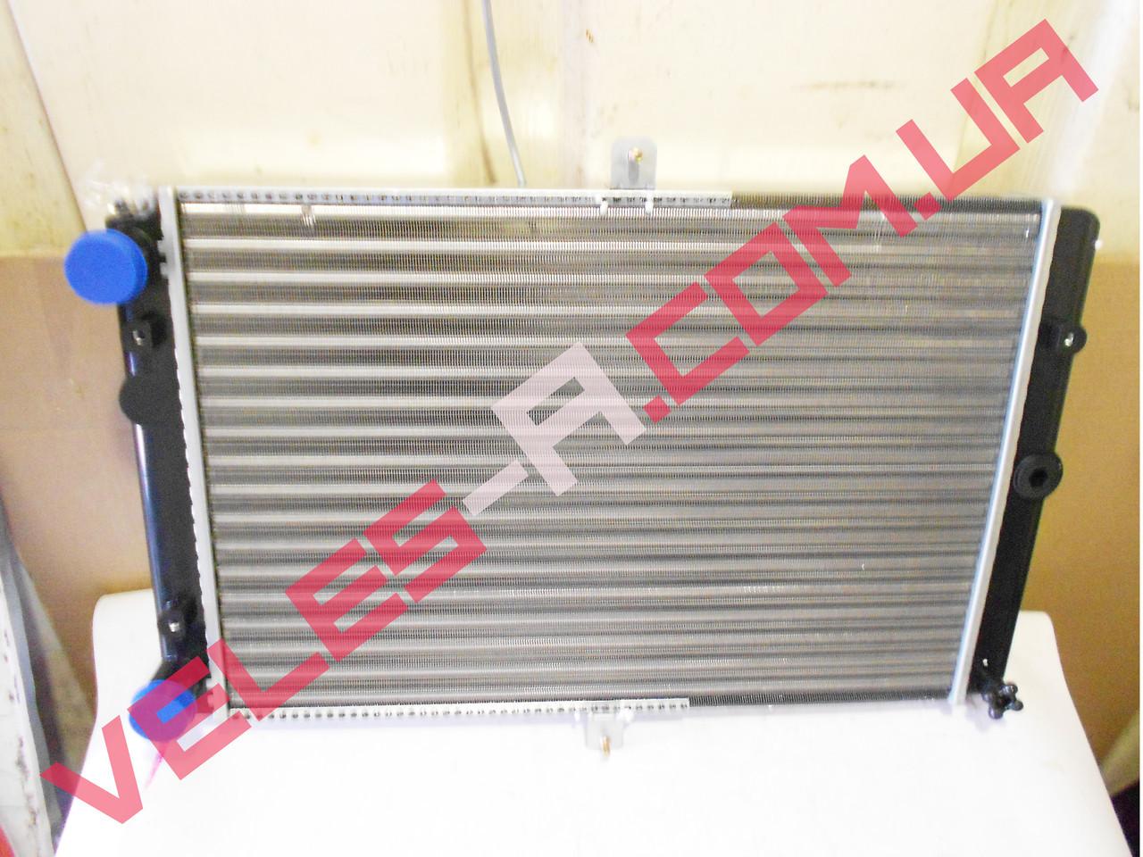Радиатор охлаждения ВАЗ 2108, 2109, 21099, 2113, 2114, 2115 кабюратор LSA ECO
